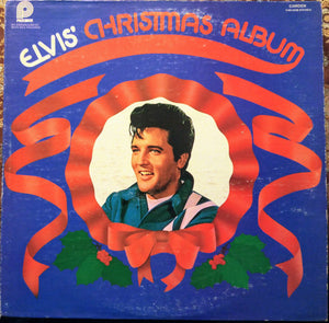Elvis Presley - Elvis' Christmas Album - Pre-owned Vinyl