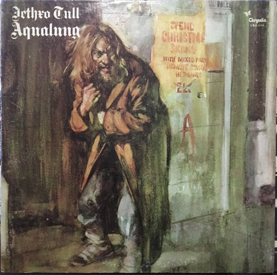 Jethro Tull - Aqualung - Pre-owned Vinyl