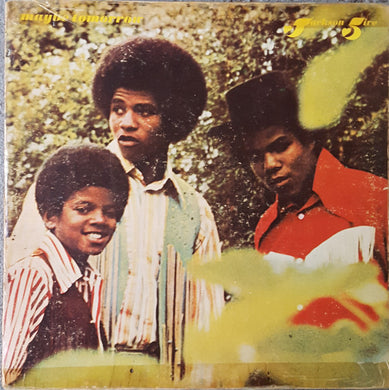 Jackson Five, The - Maybe Tomorrow - Pre-owned Vinyl