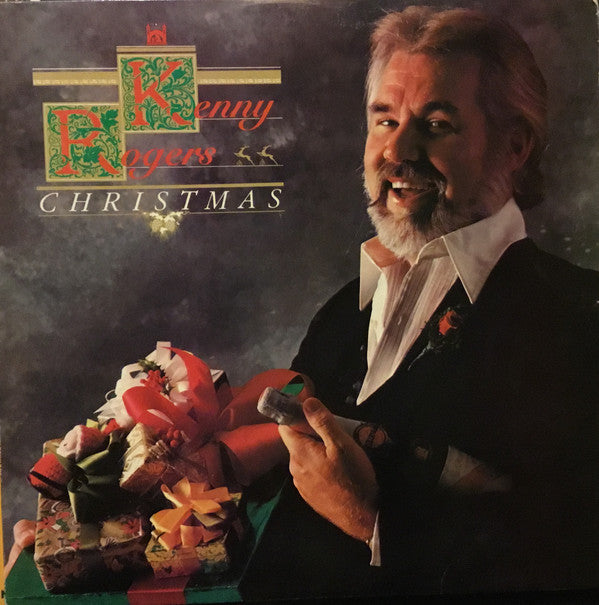 Kenny Rogers - Christmas - Pre-owned Vinyl