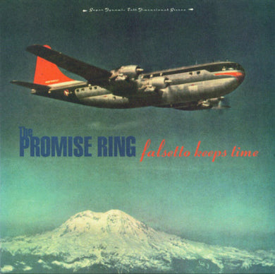 Promise Ring, The - Falsetto Keeps Time - Pre-owned Vinyl