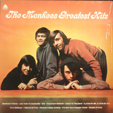 Monkees, The - Greatest Hits - Pre-owned Vinyl