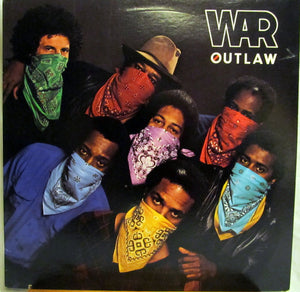 War - Outlaw - Pre-owned Vinyl
