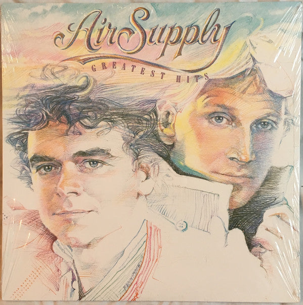 Air Supply - Greatest Hits - Pre-owned Vinyl