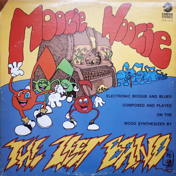 Zeet Band, The - Moogie Boogie - Pre-owned Vinyl