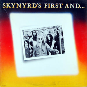 Lynyrd Skynyrd - Skynyrd's First And Last - Pre-owned Vinyl