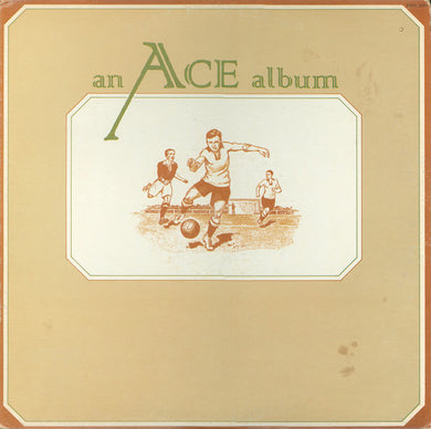 Ace - Five A Side - Pre-owned Vinyl - Covert Vinyl