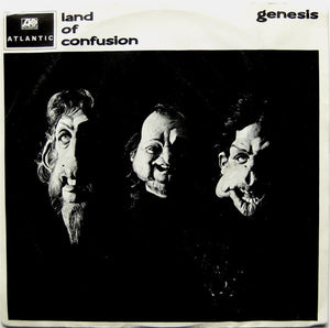 Genesis - Land of Confusion 45 RPM - Pre-owned Vinyl