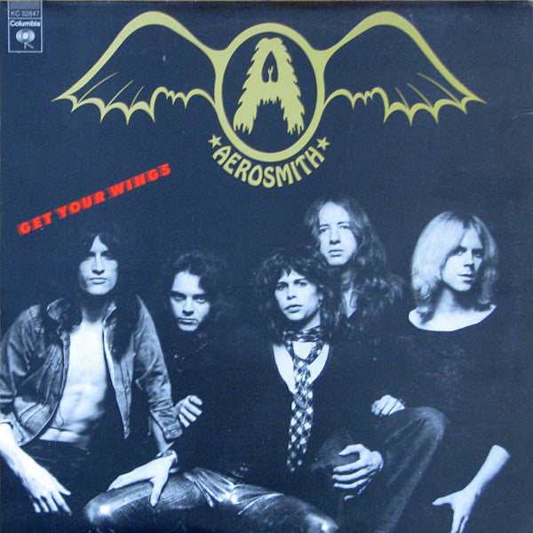 Aerosmith - Get Your Wings - Pre-owned Vinyl - Covert Vinyl
