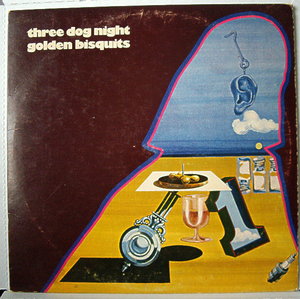 Three Dog Night - Golden Bisquits - Pre-owned Vinyl