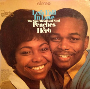 Peaches & Herb - Let's Fall In Love - Pre-owned Vinyl