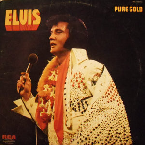 Elvis Presley - Pure Gold - Pre-owned Vinyl - Covert Vinyl