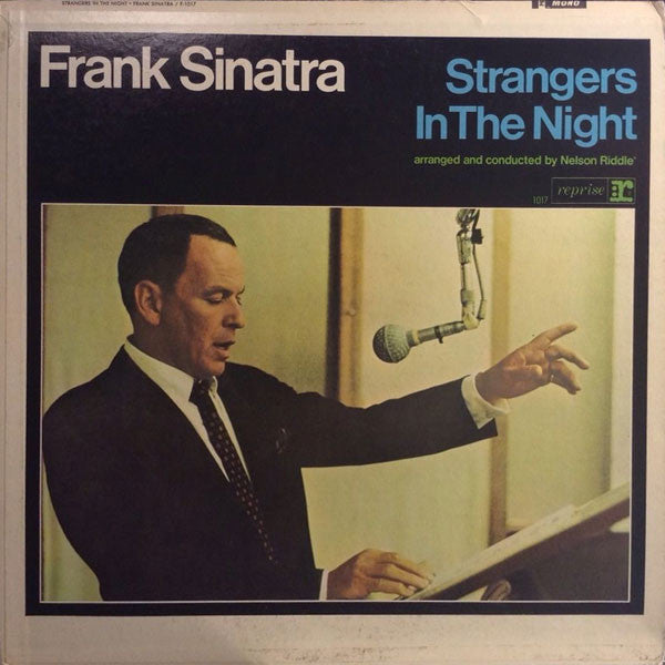 Frank Sinatra - Strangers In The Night - Pre-owned Vinyl