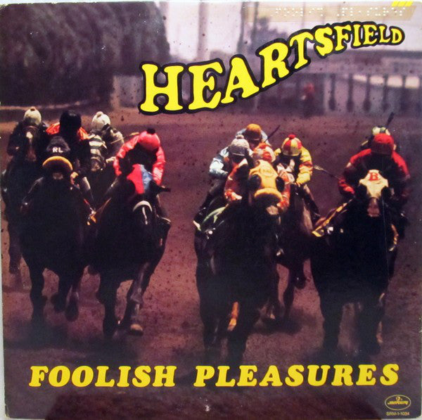 Heartsfield - Foolish Pleasures - Pre-owned Vinyl