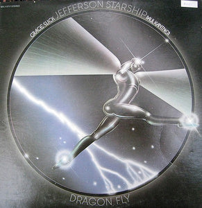 Jefferson Starship - Dragon Fly - Pre-owned Vinyl