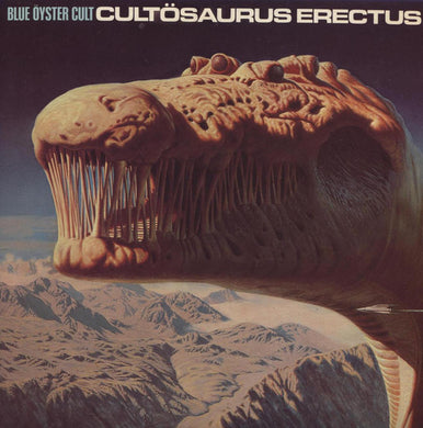 Blue Oyster Cult - Cultosaurus Erectus - Pre-owned Vinyl