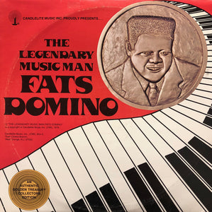 Fats Domino - The Legendary Music Man - Pre-owned Vinyl