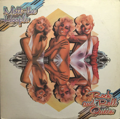 Mott The Hoople - Rock and Roll Queen  - Pre-owned Vinyl