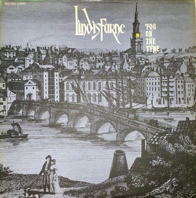 Lindis Frane - Fog on the Tyne - Pre-owned Vinyl
