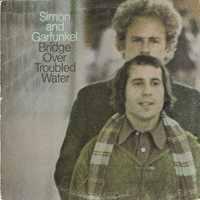 Simon & Garfunkel - Bridge Over Troubled Water - Pre-owned Vinyl