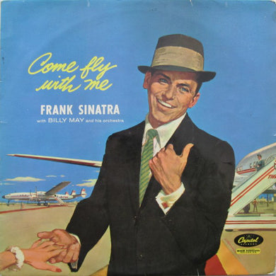 Frank Sinatra - Come Fly With Me - Pre-owned Vinyl