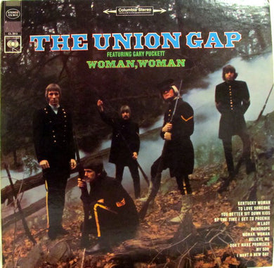 Union Gap, The - Woman, Woman - Pre-owned Vinyl