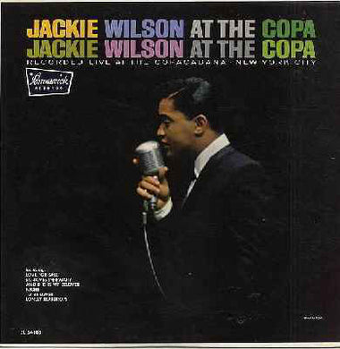 Jackie Wilson - At The Copa - Pre-owned Vinyl