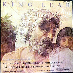 Shakespeare - King Lear - Pre-owned Vinyl