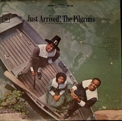 Pilgrims, The - Just Arrived - Pre-owned Vinyl