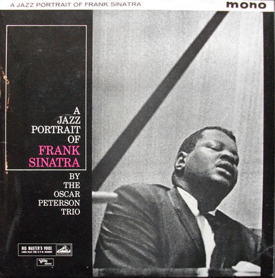 Oscar Peterson Trio, The - A Jazz Portrait of Frank Sinatra - Pre-owned Vinyl