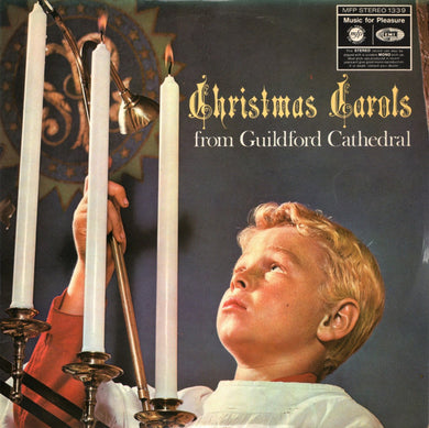 Guildford Cathedral Choir - Christmas Carols from Guildford Cathedral - Pre-owned Vinyl