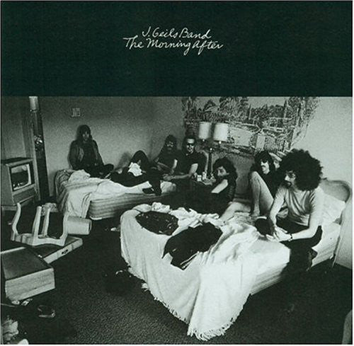 J. Geils Band - The Morning After - Pre-owned Vinyl