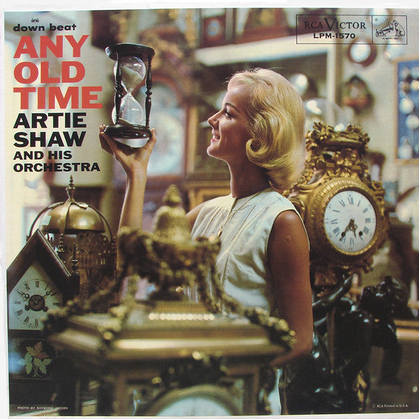 Artie Shaw - Any Old Time - Pre-owned Vinyl