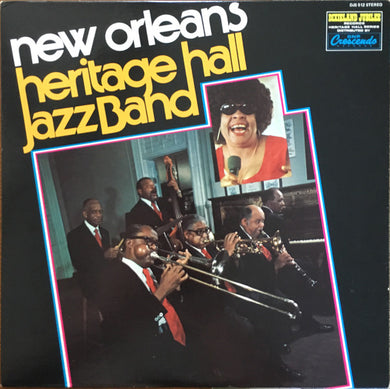 New Orleans Heritage Hall Jazz Band - New Orleans Heritage Hall Jazz Band - Pre-owned Vinyl