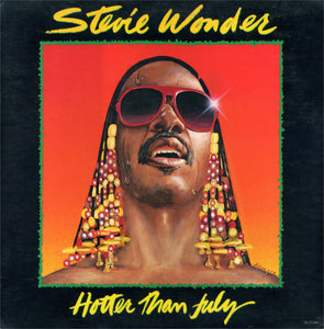 Stevie Wonder - Hotter Than July - Pre-owned Vinyl