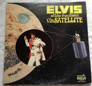 Elvis Presley - Aloha From Hawaii Via Satellite - Pre-owned Vinyl