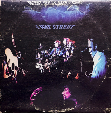 Crosby, Stills, Nash & Young - 4 Way Street - Pre-owned Vinyl - Covert Vinyl