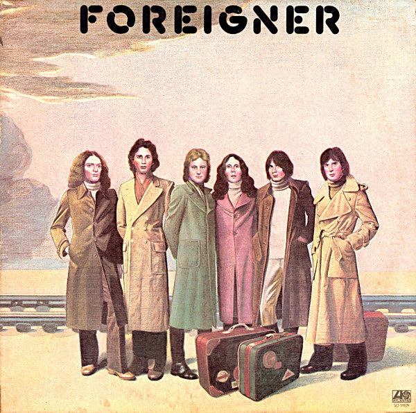 Foreigner - Foreigner - Pre-owned Vinyl