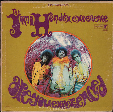 Jimi Hendrix - Are You Experienced - Pre-owned Vinyl