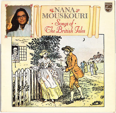 Nana Mouskouri - Songs of The British Isles - Pre-owned Vinyl
