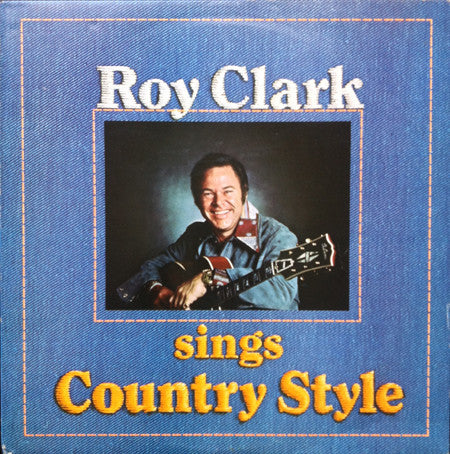 Roy Clark - Sings Country Style - Pre-owned Vinyl