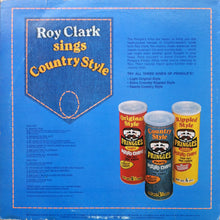 Load image into Gallery viewer, Roy Clark - Sings Country Style - Pre-owned Vinyl