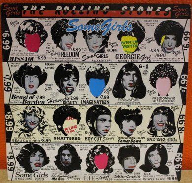 Rolling Stones, The - Some Girls - Pre-owned Vinyl