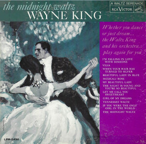 Wayne King - The Midnight Waltz - Pre-owned Vinyl