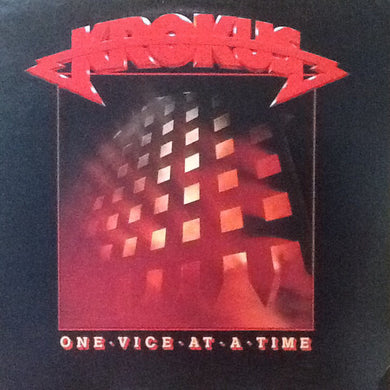 Krokus - One Vice At A Time - Pre-owned Vinyl