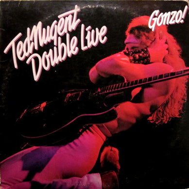 Ted Nugent - Gonzo - Pre-owned Vinyl