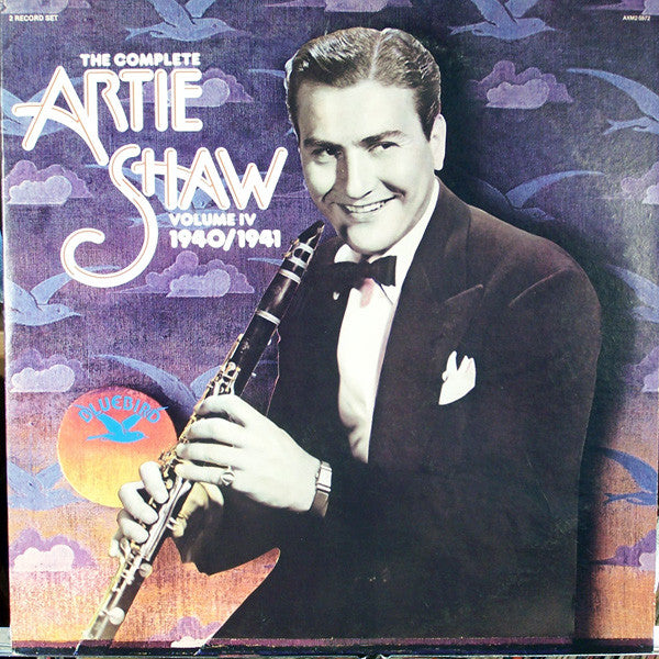 Artie Shaw - The Complete Artie Shaw Vol. IV - Pre-owned Vinyl
