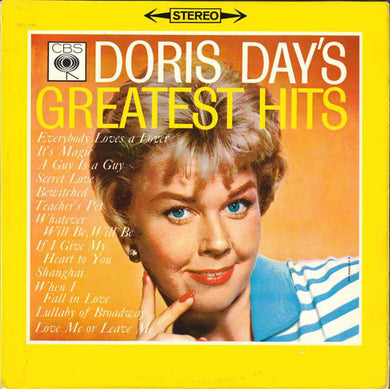 Doris Day - Doris Day's Greatest Hits - Pre-owned Vinyl
