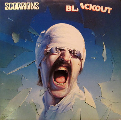 Scorpions - Blackout - Pre-owned Vinyl