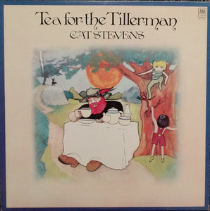 Cat Stevens - Tea For The Tillerman - Pre-owned Vinyl - Covert Vinyl